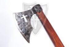 Axt im Stil des XIV. Jahrhunderts - mit Kreuz Design
