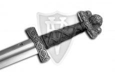 Díszített viking szériakard a IX.-X. századból, Petersen S