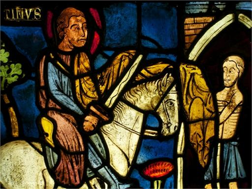 középkori lovagok